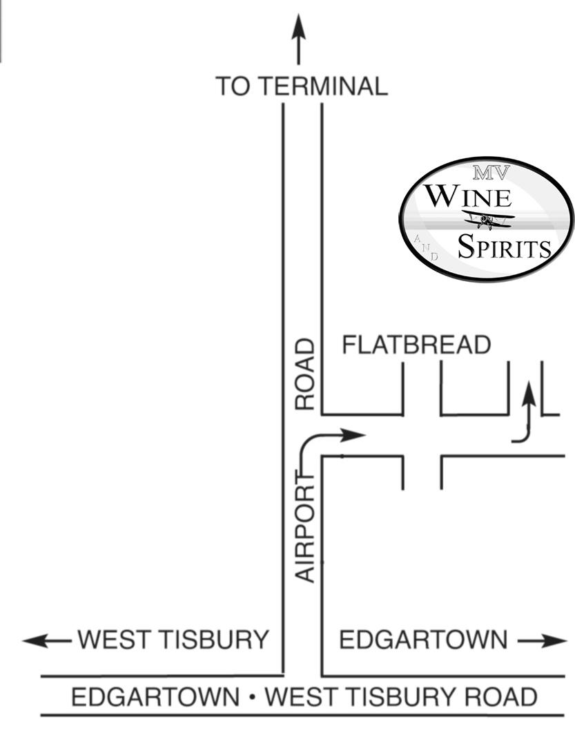 MV WINE AND SPIRITS MAP