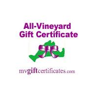 MV Gift Certificates