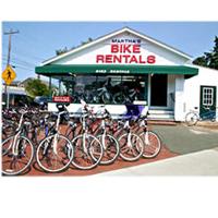 Martha's Bike Rentals - Martha's Vineyard