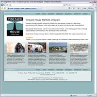 Martha's Vineyard Online Web Publishing