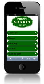 tony's market