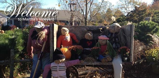 Welcome Halloween on Martha