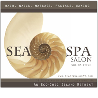 Sea Spa Salon - Martha's Vineyard