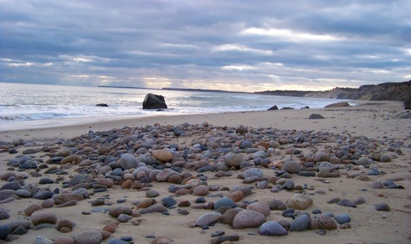 How Many Miles From >> Beaches on Martha's Vineyard from Aquinnah to Chappaquiddick